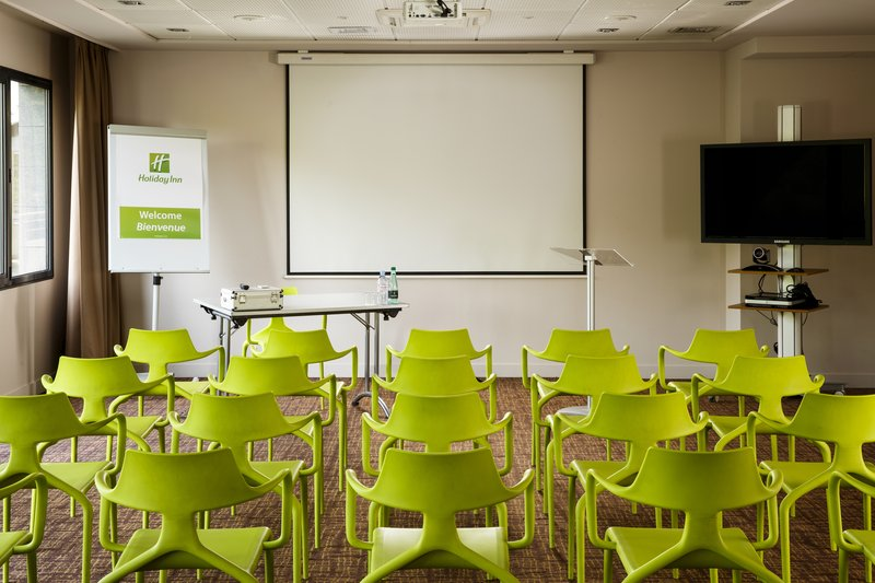 Holiday Inn Lyon Vaise-Host your event in our stylish Venus Meeting Room<br/>Image from Leonardo