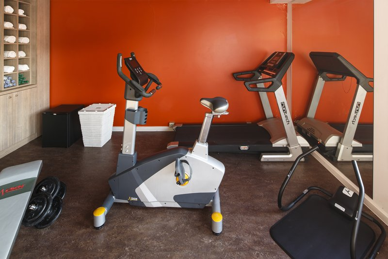 Holiday Inn Lyon Vaise-Stay fit in our convenient Mini Gym<br/>Image from Leonardo