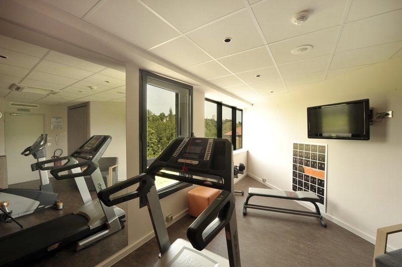 Holiday Inn Lyon Vaise-Mini Gym<br/>Image from Leonardo
