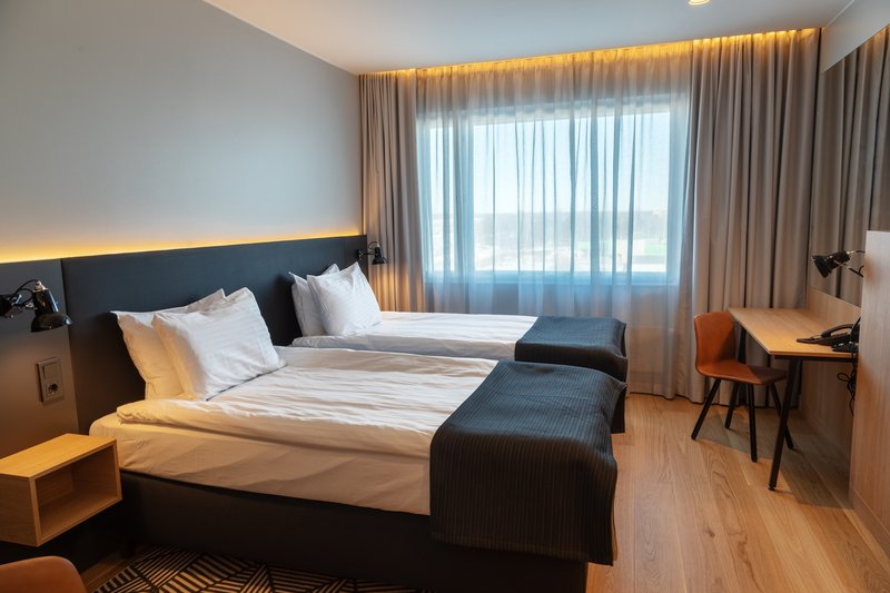 Holiday Inn Helsinki - Exhibition & Convention Centre-Holiday Inn Helsinki - Expo Executive twin room<br/>Image from Leonardo