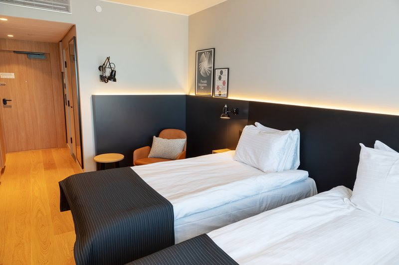 Holiday Inn Helsinki - Exhibition & Convention Centre-More comfort with Holiday Inn Helsinki - Expo Executive rooms<br/>Image from Leonardo
