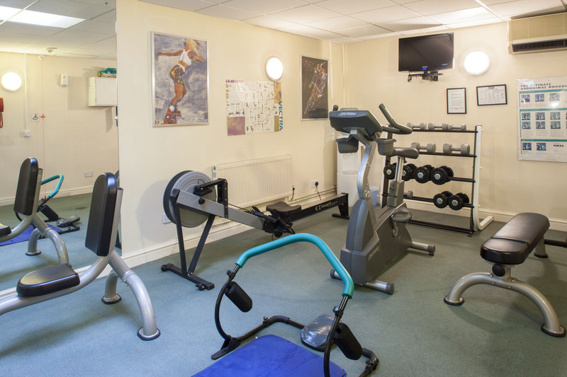 Holiday Inn Ipswich - Orwell-Mini Gym at Holiday Inn Ipswich Orwell<br/>Image from Leonardo