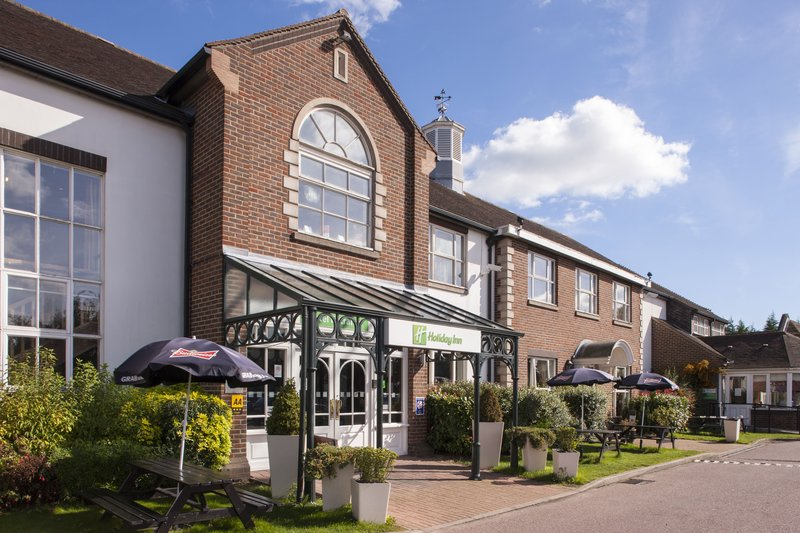Holiday Inn Ipswich - Orwell-Hotel Entrance<br/>Image from Leonardo