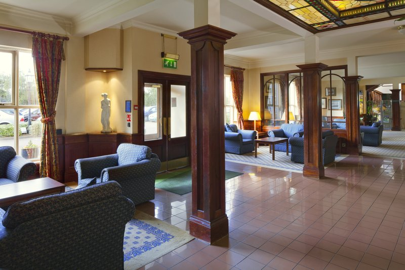 Holiday Inn Ipswich - Orwell-Hotel Lobby<br/>Image from Leonardo