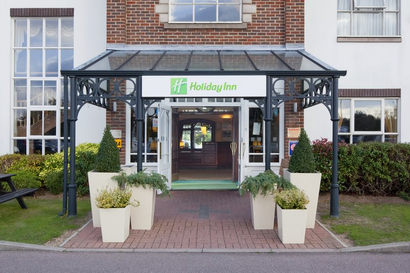 Holiday Inn Ipswich - Orwell-Entrance<br/>Image from Leonardo