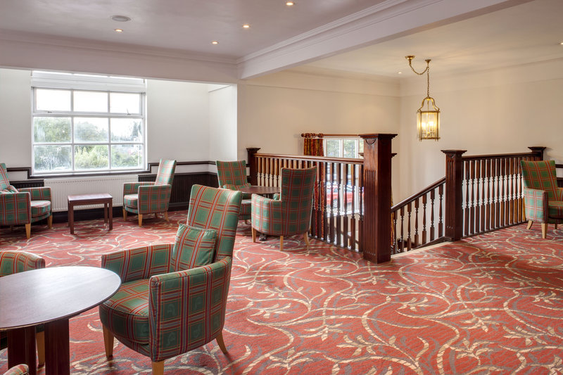Holiday Inn Ipswich - Orwell-Upstairs Break out Area<br/>Image from Leonardo