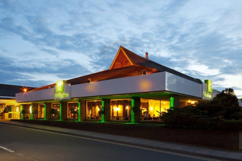 Holiday Inn Ipswich Hotel-Evening at Holiday Inn Ipswich<br/>Image from Leonardo