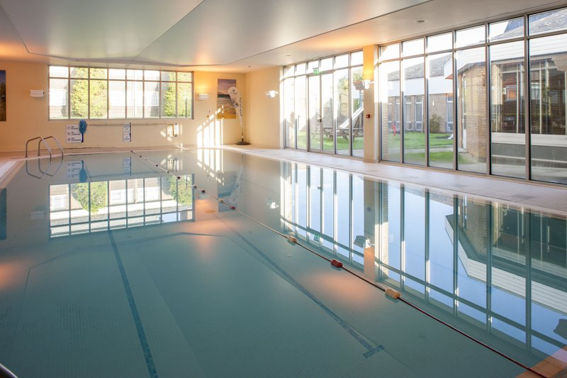 Holiday Inn Ipswich Hotel-Swimming Pool<br/>Image from Leonardo