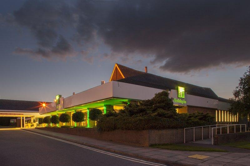 Holiday Inn Ipswich Hotel-Twilight at Holiday Inn Ipswich<br/>Image from Leonardo