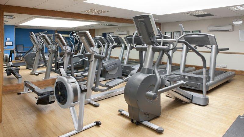 Holiday Inn Portsmouth-Fitness Center<br/>Image from Leonardo