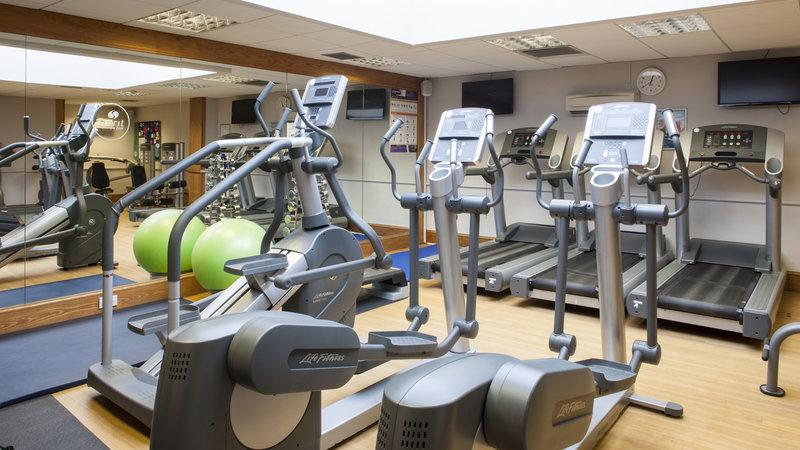 Holiday Inn Portsmouth-Gym<br/>Image from Leonardo