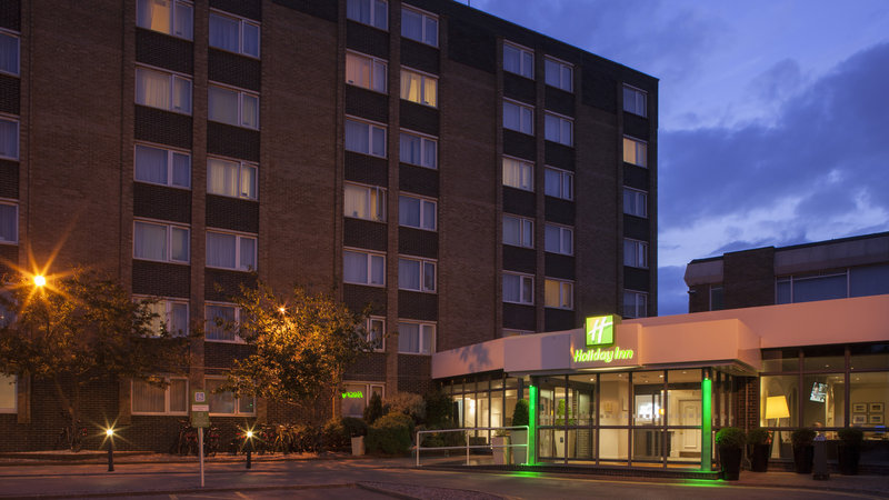 Holiday Inn Portsmouth-Evening at Holiday Inn Portsmouth<br/>Image from Leonardo