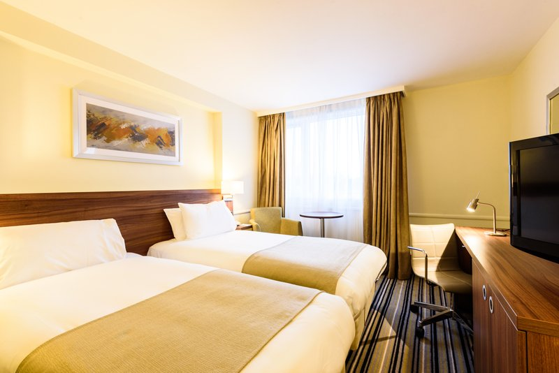 Holiday Inn Portsmouth-Standard twin<br/>Image from Leonardo
