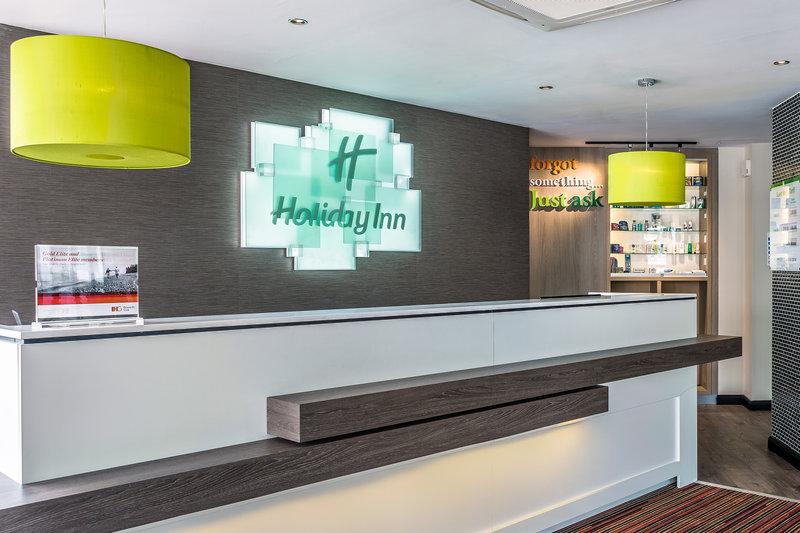 Holiday Inn London - Watford Junction-Front Desk<br/>Image from Leonardo