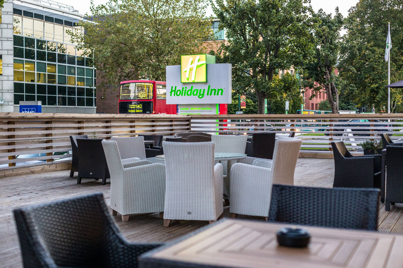 Holiday Inn London - Watford Junction-Our lovely terrace is perfect place to relax<br/>Image from Leonardo