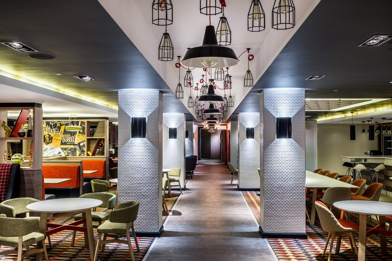 Holiday Inn London - Watford Junction-Open Lobby, make it what you want it to be<br/>Image from Leonardo
