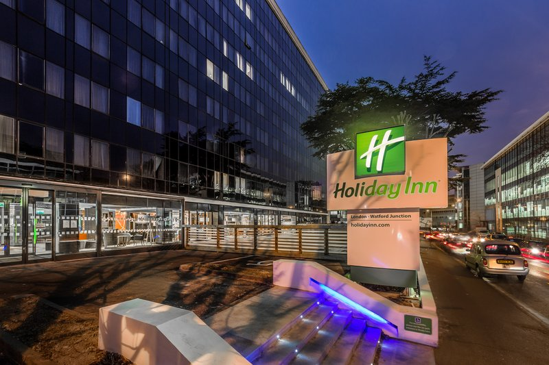 Holiday Inn London - Watford Junction-You cannot miss us on Clarendon Road<br/>Image from Leonardo