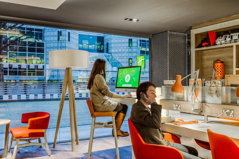 Holiday Inn London - Watford Junction-Business Center<br/>Image from Leonardo
