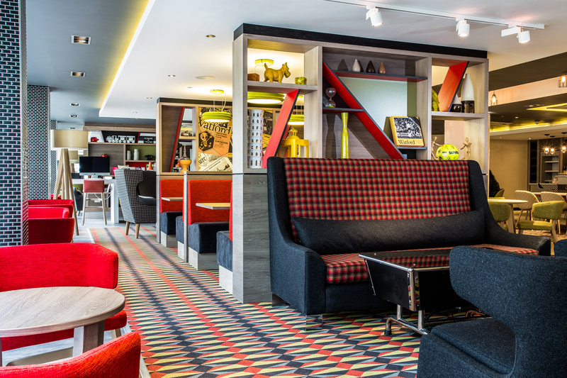 Holiday Inn London - Watford Junction-Holiday Inn London Watford Junction Open Lobby<br/>Image from Leonardo