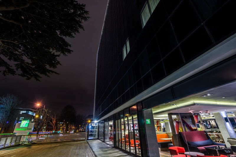 Holiday Inn London - Watford Junction-Inviting by night<br/>Image from Leonardo