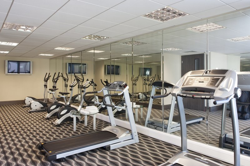 Holiday Inn London - Kingston South-Keep fit in the Mini Gym<br/>Image from Leonardo