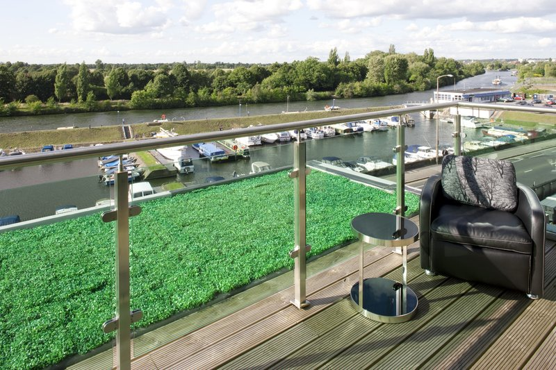 Holiday Inn London - Kingston South-View from Room<br/>Image from Leonardo