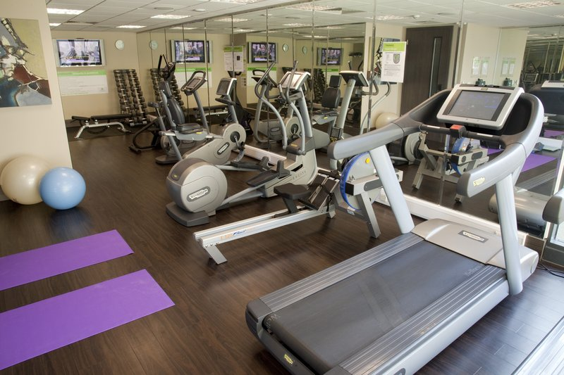 Holiday Inn London - Kingston South-Gym<br/>Image from Leonardo