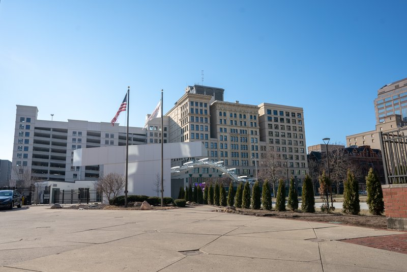 Crowne Plaza Dayton-Enjoy Dayton, centrally located Downtown!<br/>Image from Leonardo