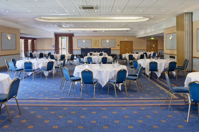 Holiday Inn Newport-Gwent Suite Conference Layout<br/>Image from Leonardo