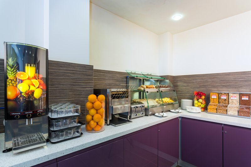 Holiday Inn Express Harlow-Browse our delicious Breakfast Buffet<br/>Image from Leonardo
