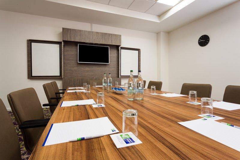 Holiday Inn Express Harlow-Churchill Meeting Room<br/>Image from Leonardo
