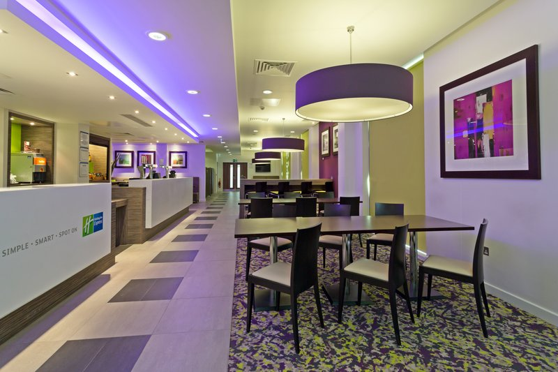 Holiday Inn Express Harlow-Enjoy a meal in our comfortable Great Room Restaurant<br/>Image from Leonardo
