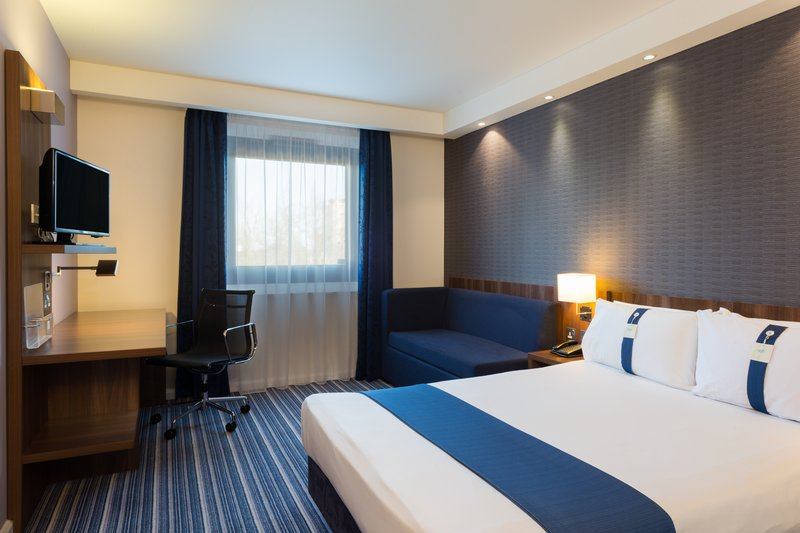 Holiday Inn Express Harlow-Convenient Nonsmoking One Double Room with Sofa<br/>Image from Leonardo
