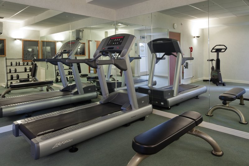 Holiday Inn Northampton West M1, Jct 16-Fitness Center<br/>Image from Leonardo