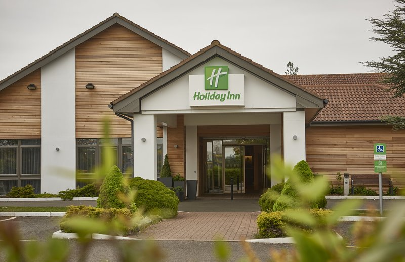 Holiday Inn Northampton West M1, Jct 16-Welcome to Holiday Inn Northampton West M1, Jct 16<br/>Image from Leonardo