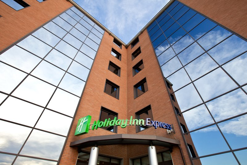 Holiday Inn Express Reggio Emilia-Hotel exterior<br/>Image from Leonardo