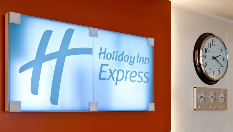 Holiday Inn Express Reggio Emilia-Brand logo<br/>Image from Leonardo
