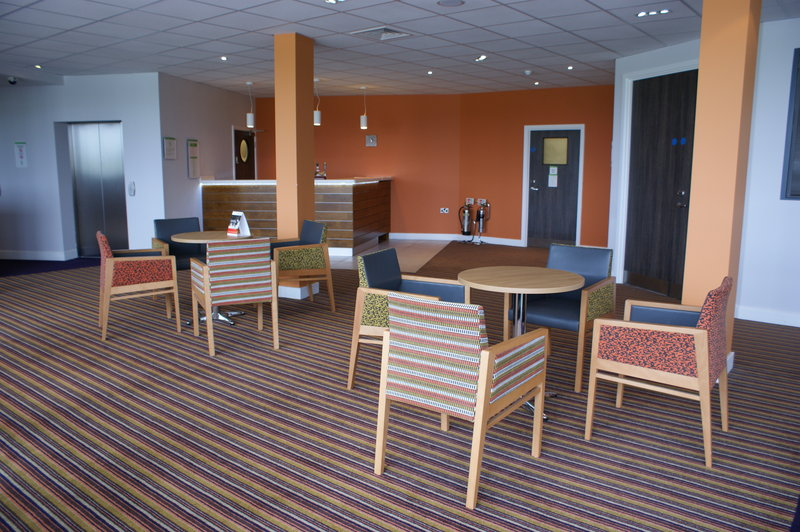 Holiday Inn Huntingdon - Racecourse-Breakout Area<br/>Image from Leonardo
