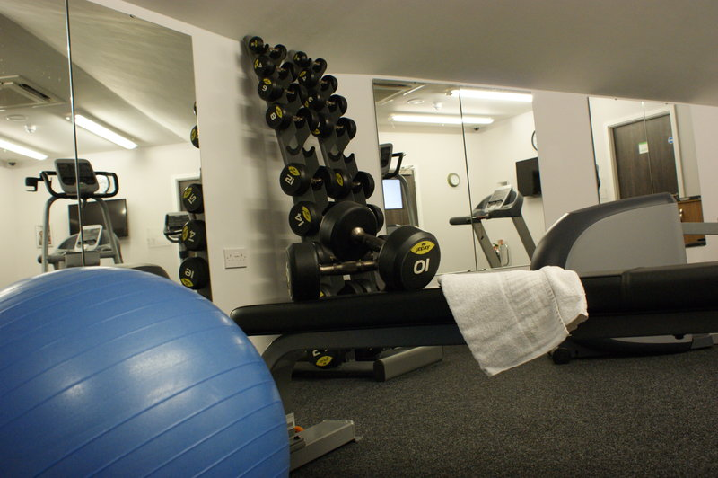 Holiday Inn Huntingdon - Racecourse-Fitness Center<br/>Image from Leonardo