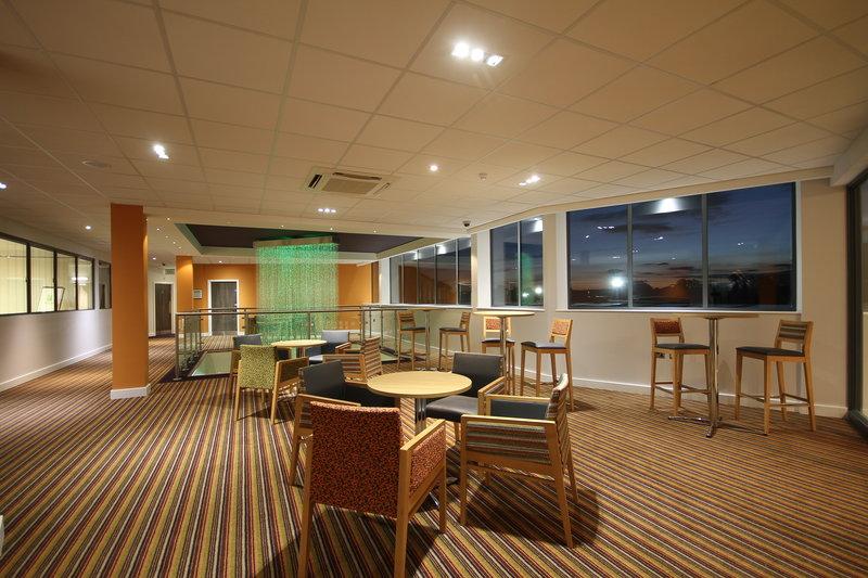 Holiday Inn Huntingdon - Racecourse-Break out area<br/>Image from Leonardo