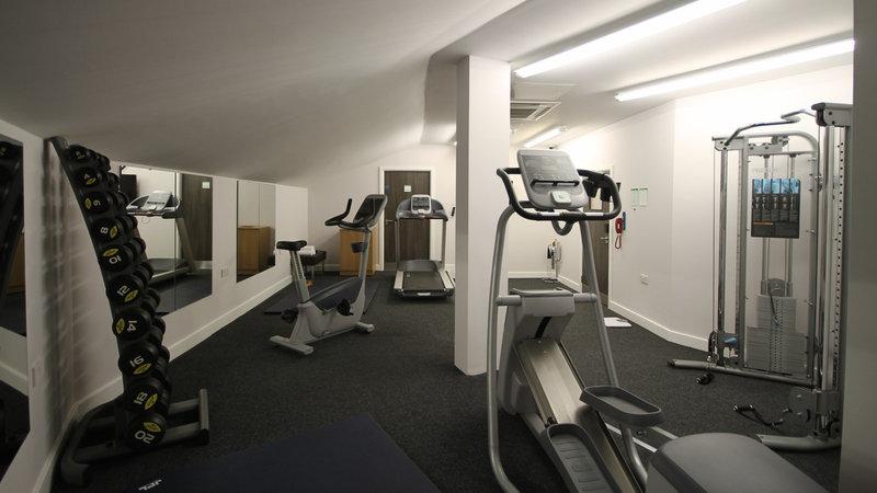 Holiday Inn Huntingdon - Racecourse-Gym<br/>Image from Leonardo