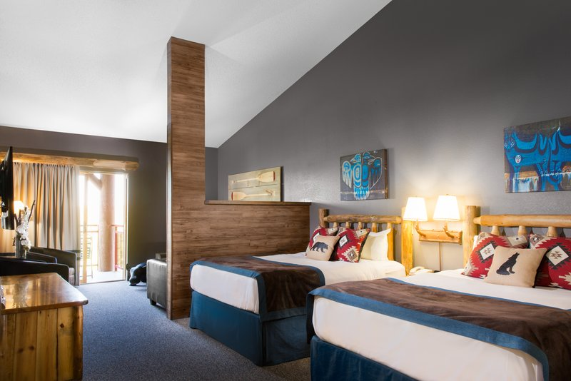Great Wolf Lodge-Grand Wolf Suite<br/>Image from Leonardo