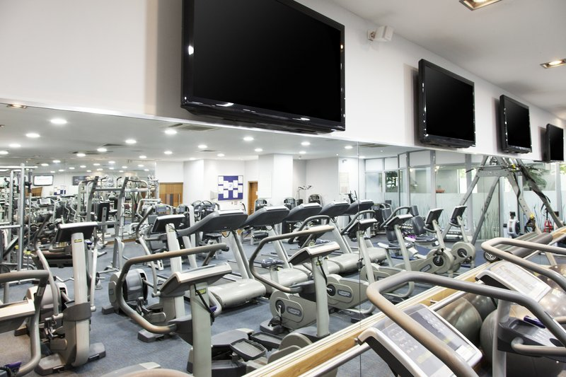 Crowne Plaza Reading-Crowne Plaza Reading - Revive Health Club Fully-Equipped Gym<br/>Image from Leonardo