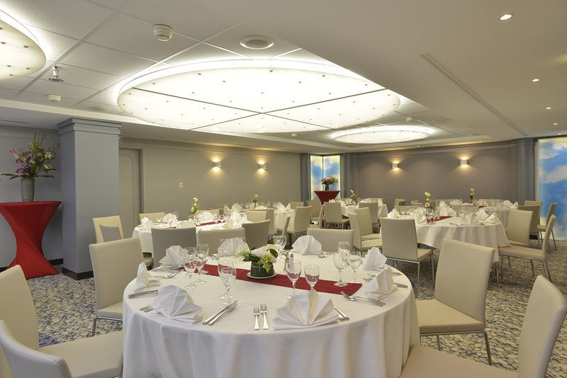 Crowne Plaza Toulouse-Banqueting Room 'Garonne' - Up to 80 attendees<br/>Image from Leonardo