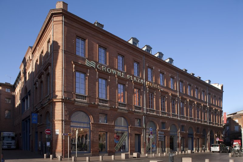 Crowne Plaza Toulouse-In the heart of the pink city, discover the city center<br/>Image from Leonardo