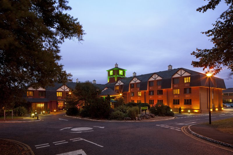 Holiday Inn Northampton-You have arrived at the Holiday Inn Northampton welcome home.<br/>Image from Leonardo