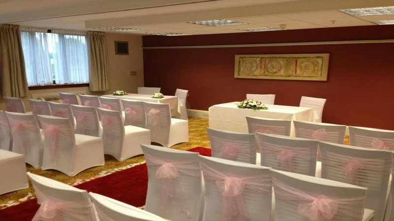 Holiday Inn Northampton-You did 'I do' we then do your special day<br/>Image from Leonardo