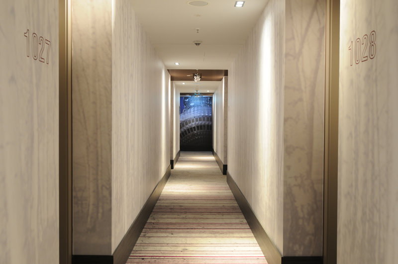 Hotel Indigo Berlin Centre Alexanderplatz-Stylish design and artwork in our Hallways<br/>Image from Leonardo
