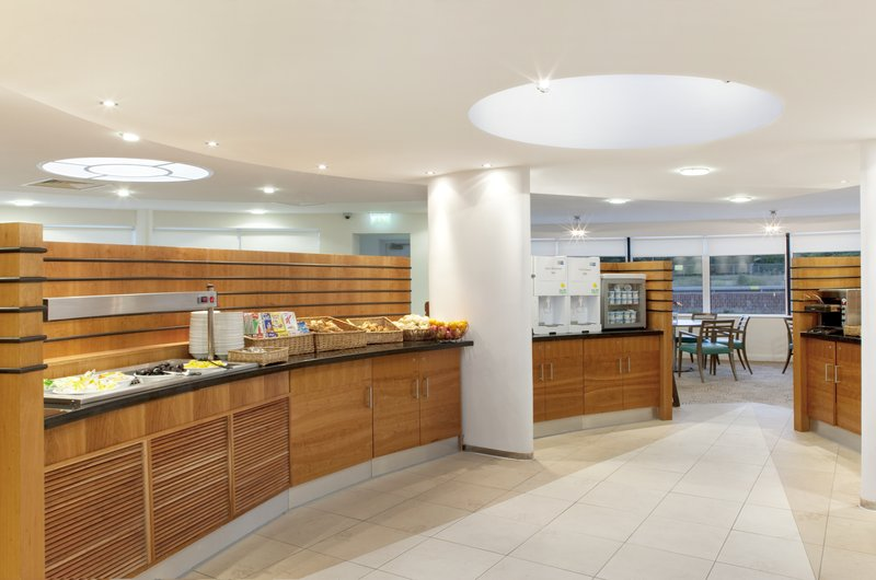 Holiday Inn Express Ramsgate - Minster-Breakfast Bar<br/>Image from Leonardo