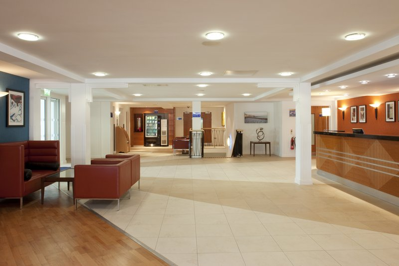 Holiday Inn Express Ramsgate - Minster-Hotel Lobby<br/>Image from Leonardo
